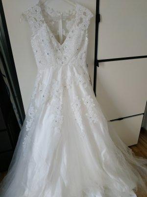 Ungetragenes Brautkleid/Hochzeitskleid/ Prinzessin