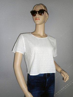 Ungetragenes Cropped-Shirt
