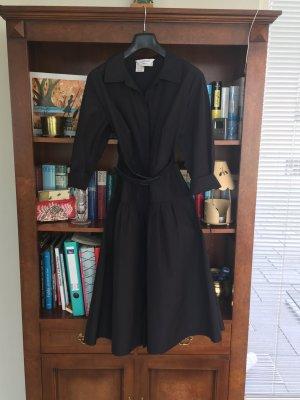 Ungetragenes dunkelblaues Kleid Original Max Mara