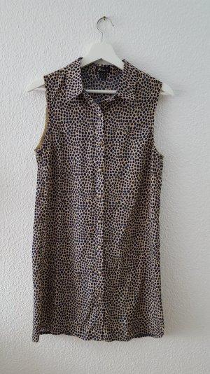 ungetragenes Hemdkleid mit Knopfleiste, gr. 36