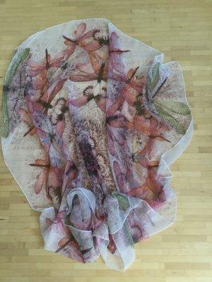 Ungetragenes leichtes Halstuch mit tollem Print, H&M