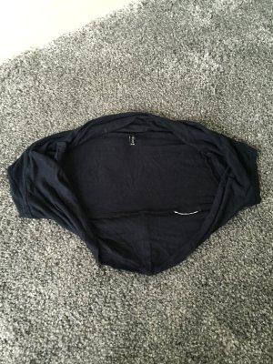 Ungetragenes schwarzes Bolerojäckchen / Größe 34 / Amisu