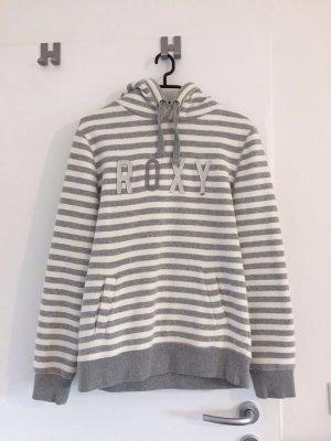 Roxy Hooded Sweatshirt white-light grey