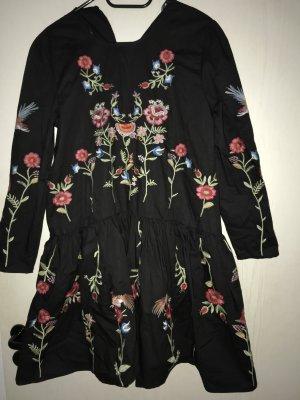 Ungetragenes Zara-Kleid mit Blumen