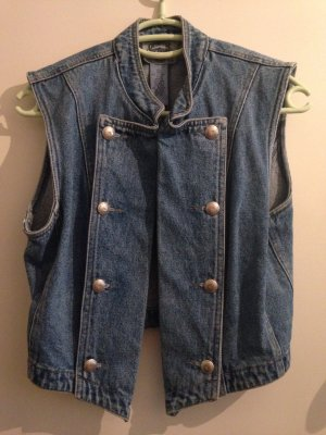 Denim Vest multicolored