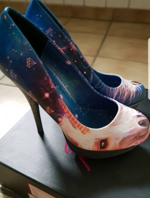 Unicorn High Heels von Iron Fist