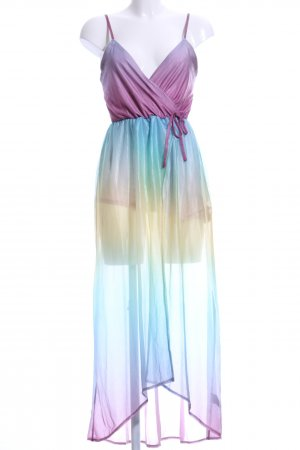 Unif Beach Dress color gradient empire style