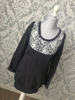 Unikat Anfertigung Longpullover Pullover Kleid