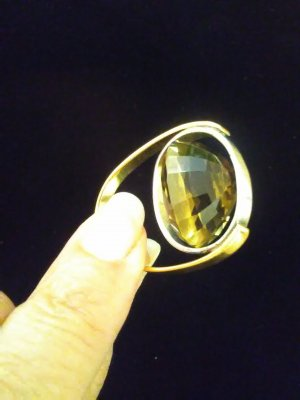 Unikat Designer Statement Ring