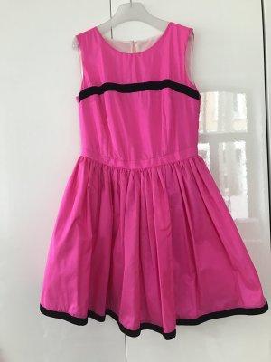 Petticoat Dress raspberry-red-black