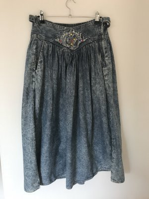 Maxi Skirt multicolored cotton