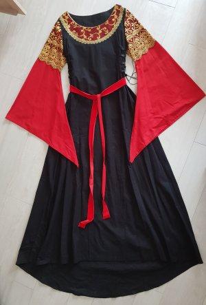 Unikat: Maßgeschneidertes handgenähtes Kleid im Elbenstil, NEU