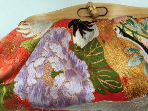 Unikat Tasche kimonostoff denim