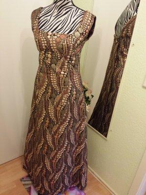 *Unikat* Vintage Kleid aus Brokatstoff *Maßanfertigung*+Zusatzverkauf!
