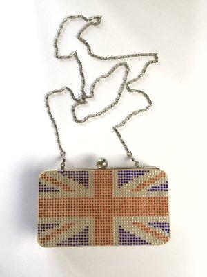 Union Jack Hartschalentasche