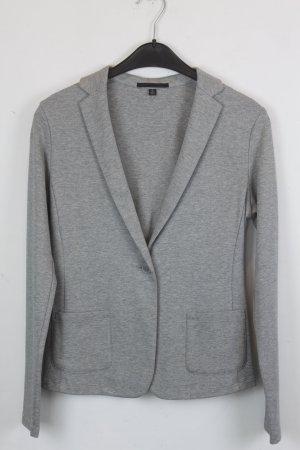 Uniqlo Blazer Sweatblazer Gr. XS grau (18/3/024)