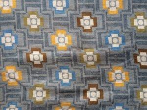 Uniqlo Cotton Pattern Scarf