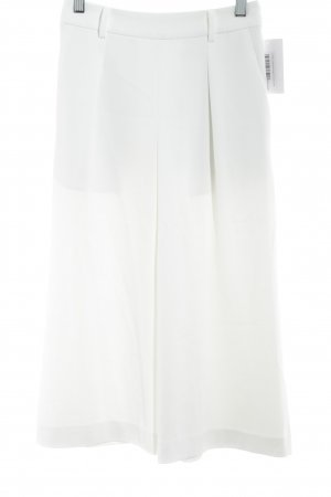 Uniqlo Culottes wollweiß Casual-Look