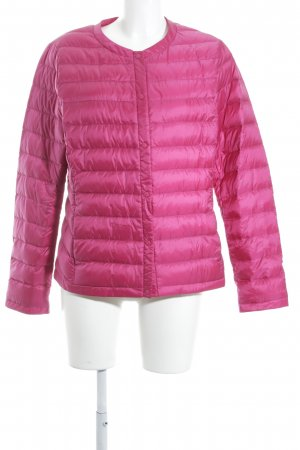 Uniqlo Daunenjacke pink Casual-Look