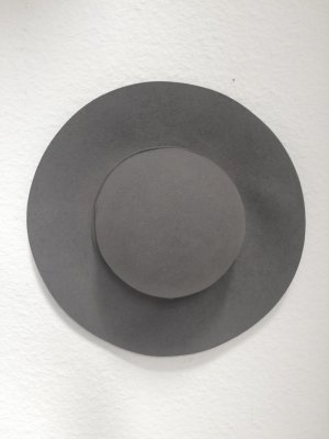 Uniqlo Grey Felt Hat