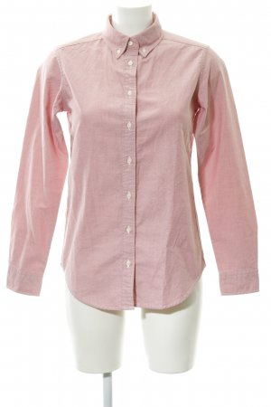 Uniqlo Hemd-Bluse altrosa Casual-Look