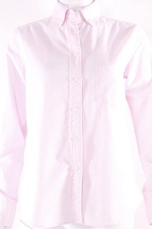Uniqlo Hemd klassisch rosa