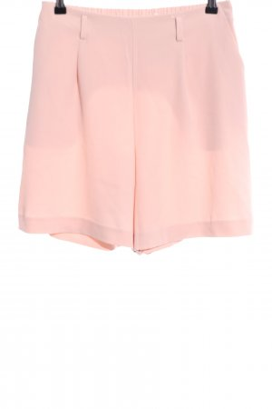 Uniqlo High-Waist-Shorts pink casual look