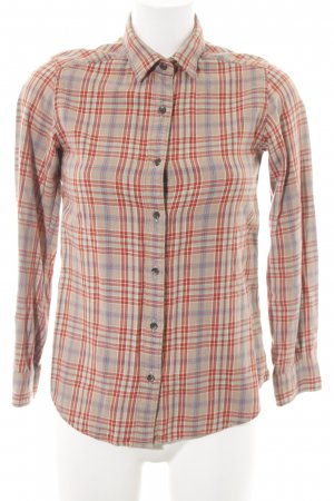 Uniqlo Lumberjack Shirt brown check pattern casual look