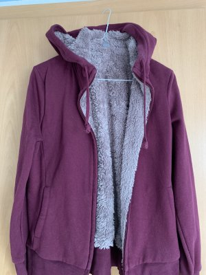 Uniqlo Shirt Jacket purple