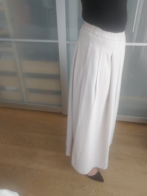 Uniqlo Culotte Skirt oatmeal