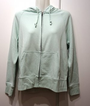 Uniqlo Japan Hoodie Sweater Cardigan mint Gr. S/M (36/38) Zipper Jacke