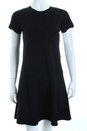 Uniqlo Kurzarmkleid schwarz schlichter Stil