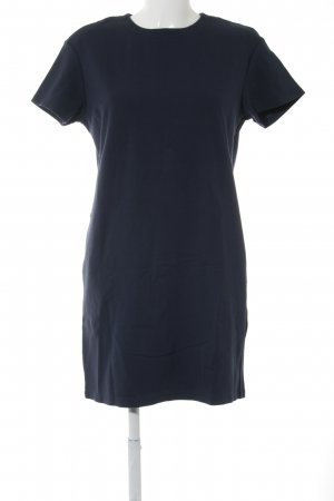 Uniqlo Longshirt dunkelblau Casual-Look