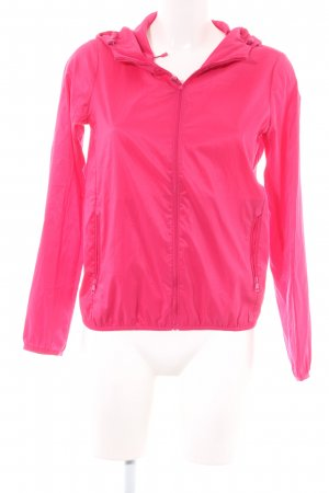 Uniqlo Regenjacke pink Casual-Look