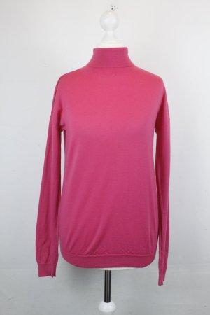 UNIQLO Rollkragenpullover Gr. XS pink