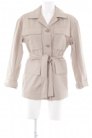 Uniqlo Safarijacke beige Casual-Look