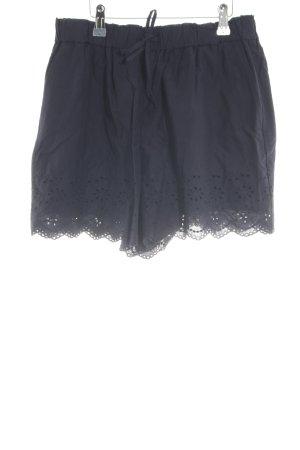 Uniqlo Shorts neonblau Casual-Look