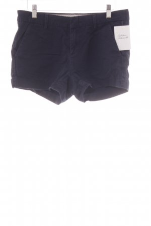 Uniqlo Shorts dunkelblau Casual-Look