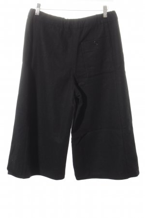 Uniqlo Wollhose schwarz Street-Fashion-Look