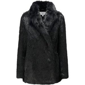 Uniqlo x Carine Roitfeld Faux Fur Jacke