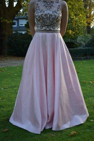 Unique Abendkleid, Blush , Größe 36
