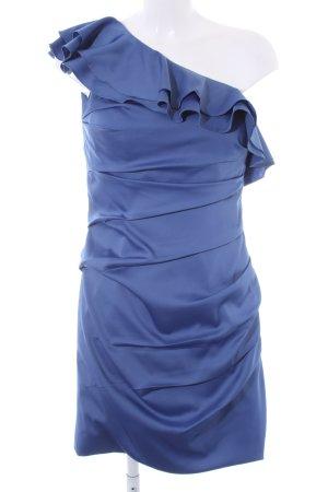 Unique Cocktailkleid blau Elegant