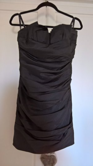 Unique Cocktailkleid Gr.40 schwarz