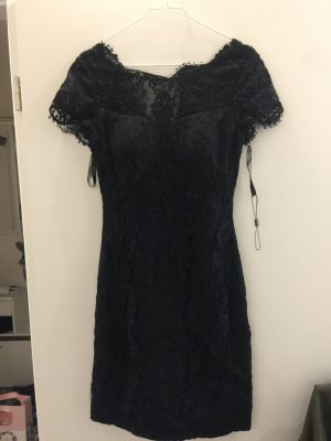 Unique Kleid in schwarz super elegant