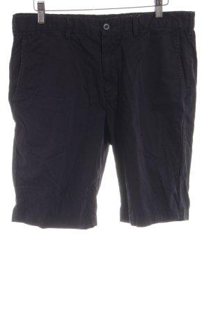 Unique Shorts schwarz Casual-Look