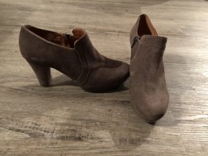 Unisa Ankle Boots Stiefeletten Gr. 38 echt Leder Neu Np 119 Euro