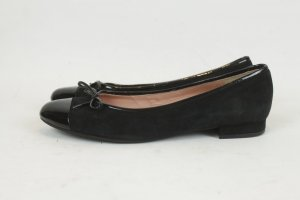 Unisa Ballerinas with Toecap black