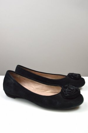 Unisa Mary Jane Ballerinas black