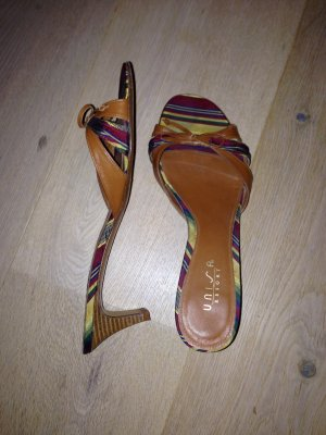 Unisa braune Sandalette