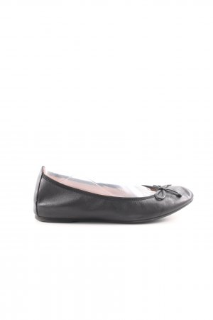 Unisa Foldable Ballet Flats black casual look